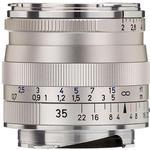 Zeiss Biogon T 35mm f/2.0 ZM Standard Lens - Silver