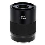 Zeiss Touit 50mm f/2.8M Standard Lens for Sony NEX Cameras - Black