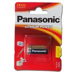Panasonic CR-123APA/1B Lithium CR123 1-Pack