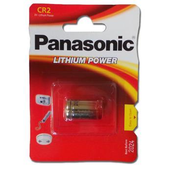Panasonic CR2 Photo Lithium Battery