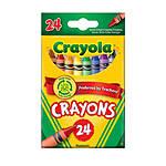 Crayola 24ct Crayons Assorted