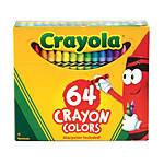 Crayola 64ct Crayons Assorted