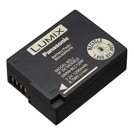 Panasonic DMW-BLC12 Li-Ion Battery